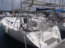 Dufour Yachts Dufour 385 Grand' Large : In the marina